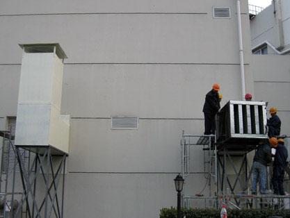 噪音防治设备