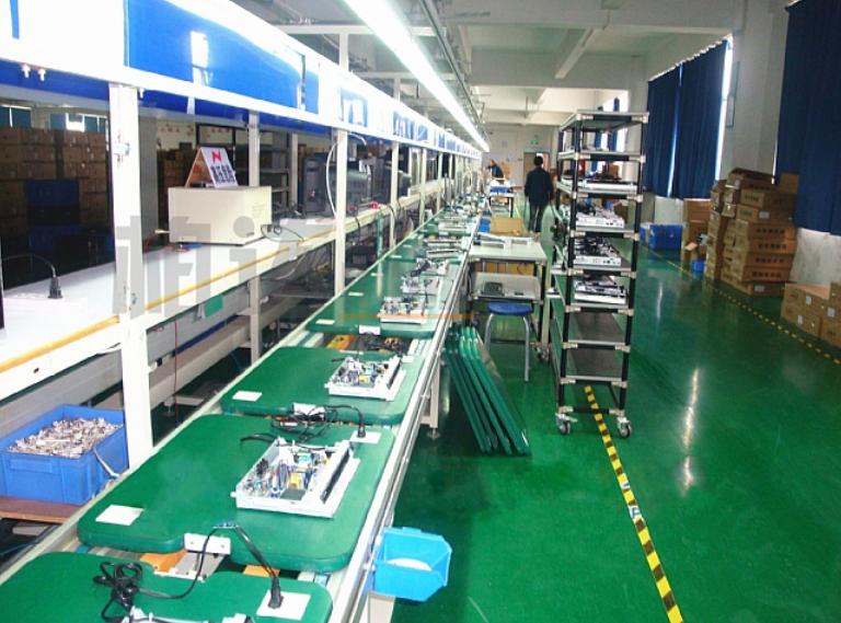 产品检测自动化